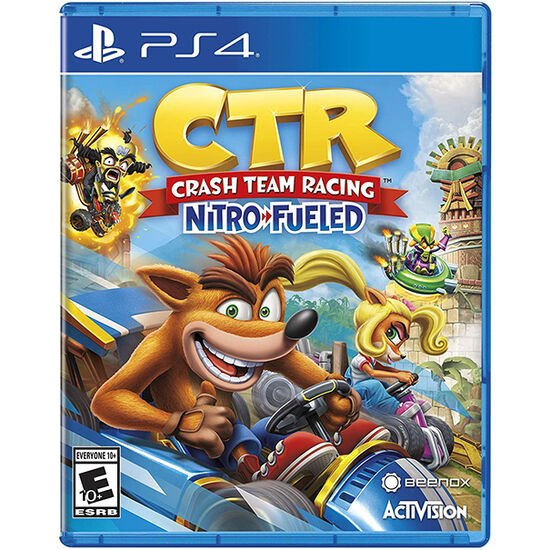 Crash Team Racing - Nitro FueledCrash Team Racing - Nitro Fueled