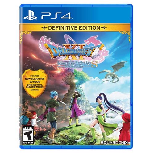 DRAGON QUEST XI S: Echoes of an Elusive Age - Definitive Edition for PlayStation 4