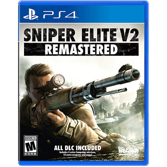 Sniper Elite V2 RemasteredSniper Elite V2 Remastered