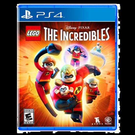 PS4 LEGO THE INCREDIBLESPS4 LEGO THE INCREDIBLES