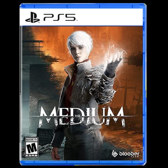 The Medium for PlayStation 5The Medium for PlayStation 5