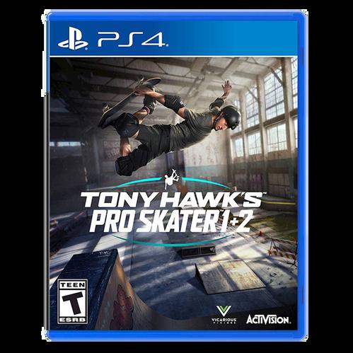 Tony Hawk Pro Skater 1 + 2 for PlayStation 4