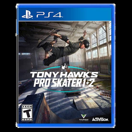 Tony Hawk Pro Skater 1 + 2 for PlayStation 4Tony Hawk Pro Skater 1 + 2 for PlayStation 4
