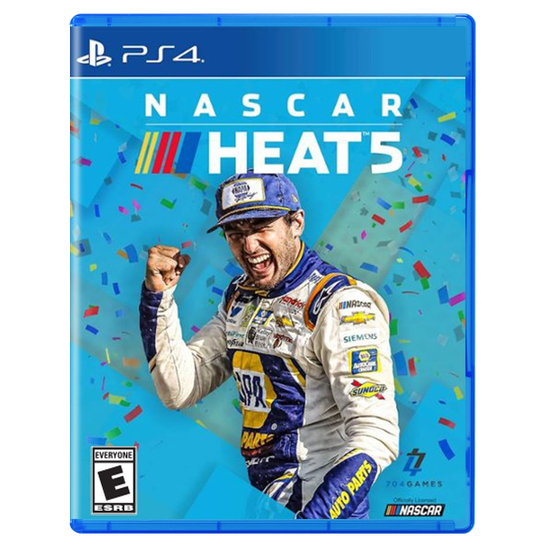 Nascar Heat 5 for PlayStation 4Nascar Heat 5 for PlayStation 4