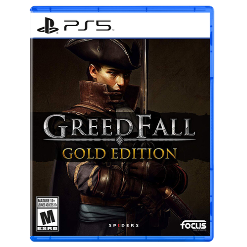 Greedfall: Gold Edition for PlayStation 5
