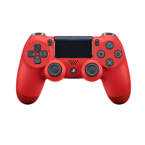DUALSHOCK 4 Wireless Controller for PS4 - Magma Red
