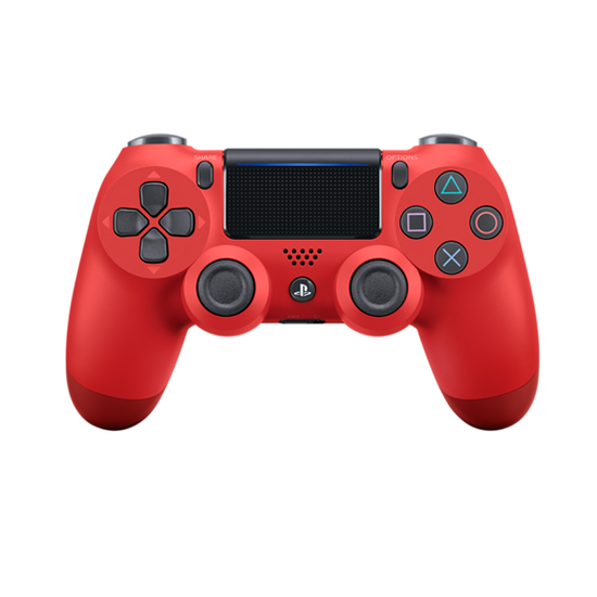 DUALSHOCK 4 Wireless Controller for PS4 - Magma RedDUALSHOCK 4 Wireless Controller for PS4 - Magma Red