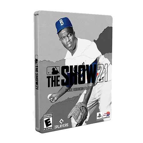 MLB The Show 21 MVP Edition for PlayStation 4 with PS5 Entitlement
