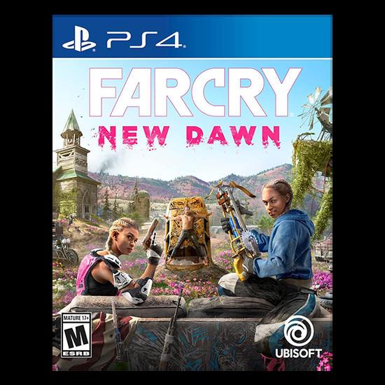 Far Cry New Dawn Limited EditionFar Cry New Dawn Limited Edition
