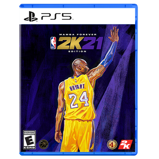 NBA 2K21 Mamba Forever Edition for PlayStation 5NBA 2K21 Mamba Forever Edition for PlayStation 5