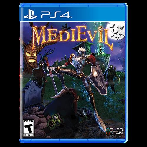 Medievil Remastered for PlayStation 4