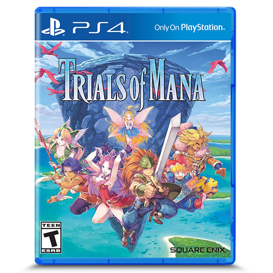 Trials of ManaTrials of Mana