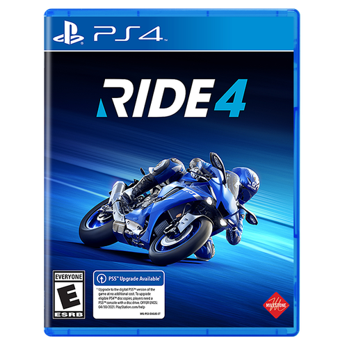 Ride 4 for PlayStation 4