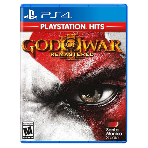 God of War III Remastered Hits for PlayStation 4