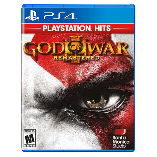 God of War III Remastered Hits for PlayStation 4God of War III Remastered Hits for PlayStation 4