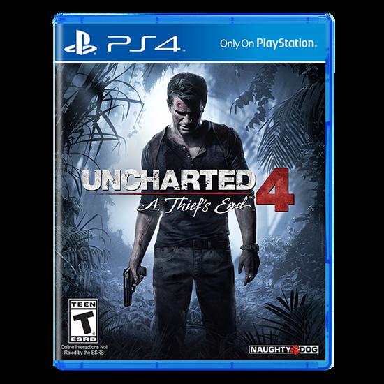 Uncharted 4: A Thief's EndUncharted 4: A Thief's End