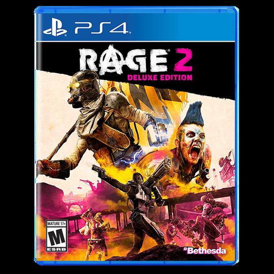 Rage 2 DeluxeRage 2 Deluxe