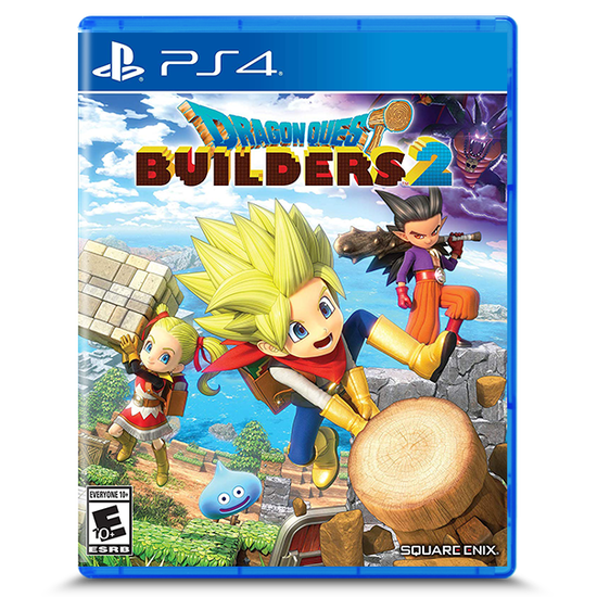 DRAGON QUEST BUILDERS 2DRAGON QUEST BUILDERS 2