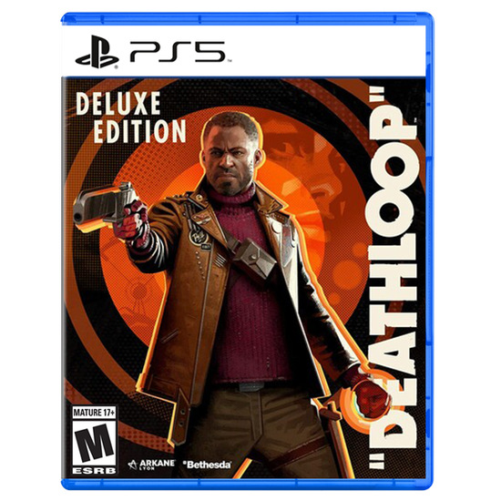 Deathloop Deluxe Edition for PlayStation 5Deathloop Deluxe Edition for PlayStation 5