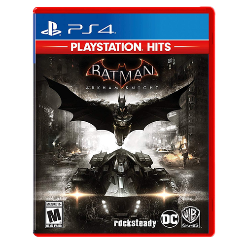 Batman Arkham Knight PlayStation Hits for PlayStation 4