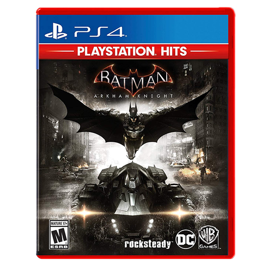 Batman Arkham Knight PlayStation Hits for PlayStation 4Batman Arkham Knight PlayStation Hits for PlayStation 4