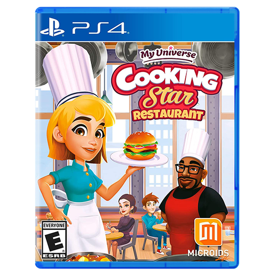 My Universe - Cooking Star Restaurant for PlayStation 4My Universe - Cooking Star Restaurant for PlayStation 4
