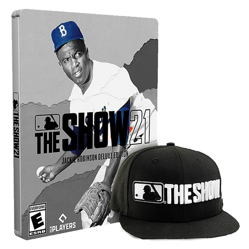 MLB The Show 21 Collector's Edition for PlayStation 4 with PS5Entitlement