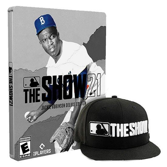 MLB The Show 21 Collector's Edition for PlayStation 4 with PS5EntitlementMLB The Show 21 Collector's Edition for PlayStation 4 with PS5Entitlement