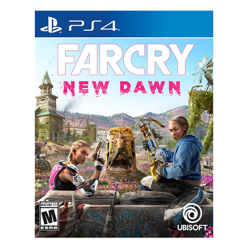 Far Cry New Dawn Limited Edition