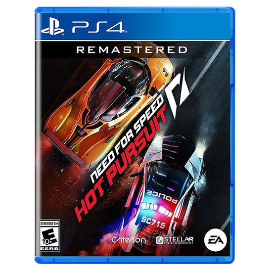 Need for Speed Hot Pursuit - Remastered for PlayStation 4Need for Speed Hot Pursuit - Remastered for PlayStation 4