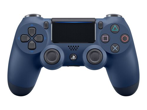 DUALSHOCK 4 Wireless Controller for PS4 - Midnight Blue