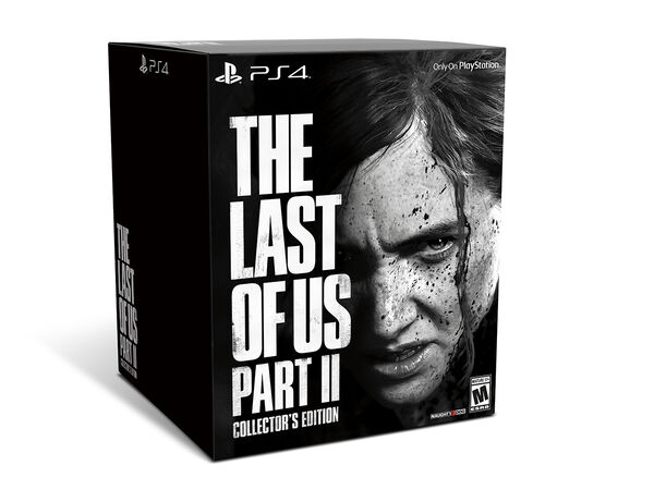 The Last of Us Part II Collector's Edition for PlayStation 4The Last of Us Part II Collector's Edition for PlayStation 4
