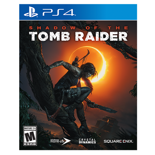 SHADOW OF THE TOMB RAIDER STANDARD EDITION