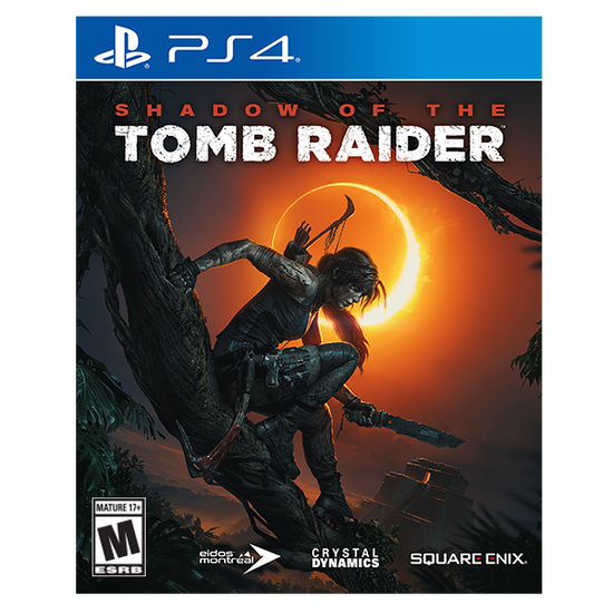 SHADOW OF THE TOMB RAIDER STANDARD EDITIONSHADOW OF THE TOMB RAIDER STANDARD EDITION
