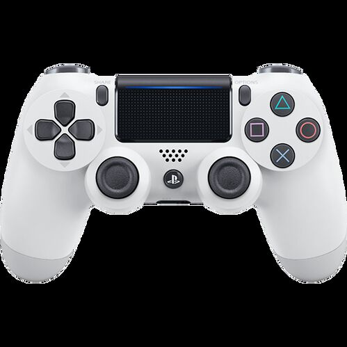 DUALSHOCK 4 Wireless Controller for PS4 - Glacier White