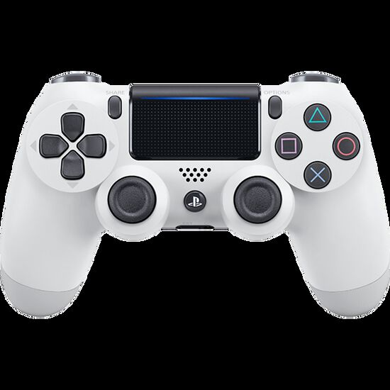 DUALSHOCK 4 Wireless Controller for PS4 - Glacier WhiteDUALSHOCK 4 Wireless Controller for PS4 - Glacier White