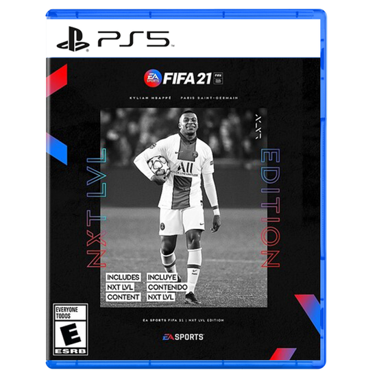FIFA 21 NEXT LEVEL for PlayStation 5FIFA 21 NEXT LEVEL for PlayStation 5