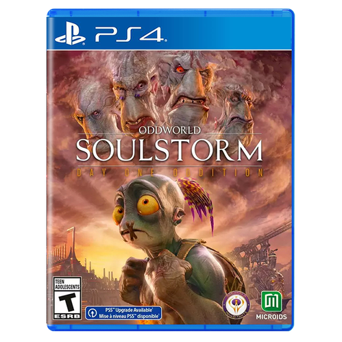 Oddworld: Soulstorm Day One Oddition for PlayStation 4
