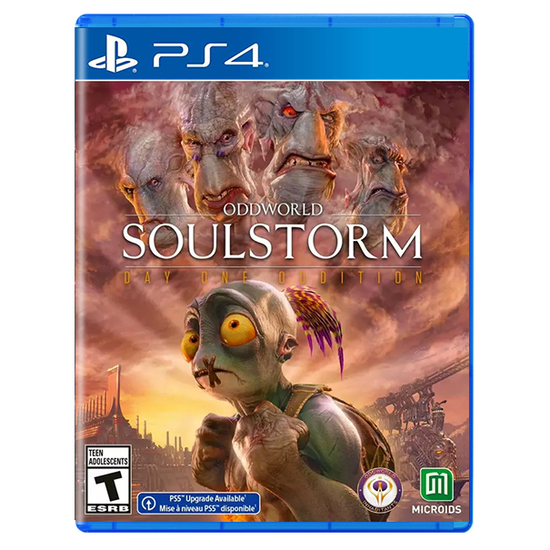 Oddworld: Soulstorm Day One Oddition for PlayStation 4Oddworld: Soulstorm Day One Oddition for PlayStation 4