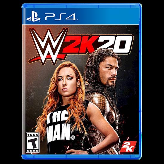 WWE 2K20WWE 2K20
