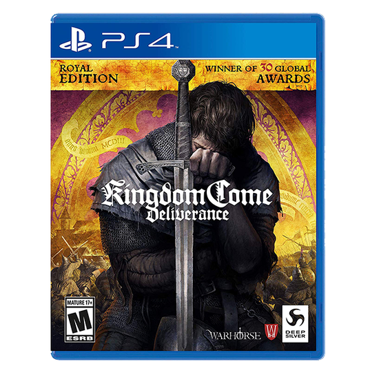 KINGDOM COME DELIVERANCE: ROYAL EDITIONKINGDOM COME DELIVERANCE: ROYAL EDITION