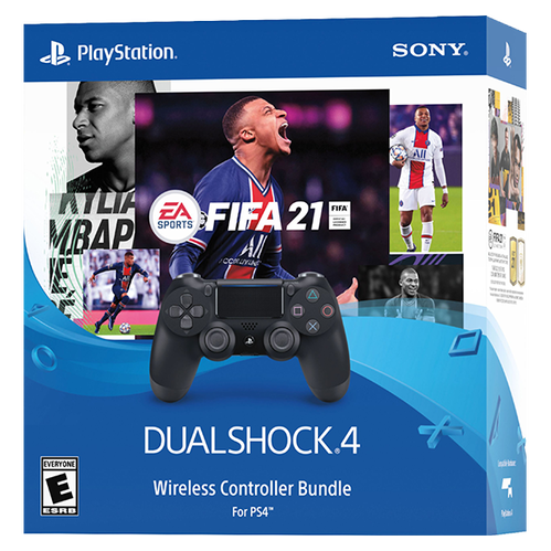 Sony Interactive Entertainment - EA Sports FIFA 21 DualShock 4 Controller Bundle