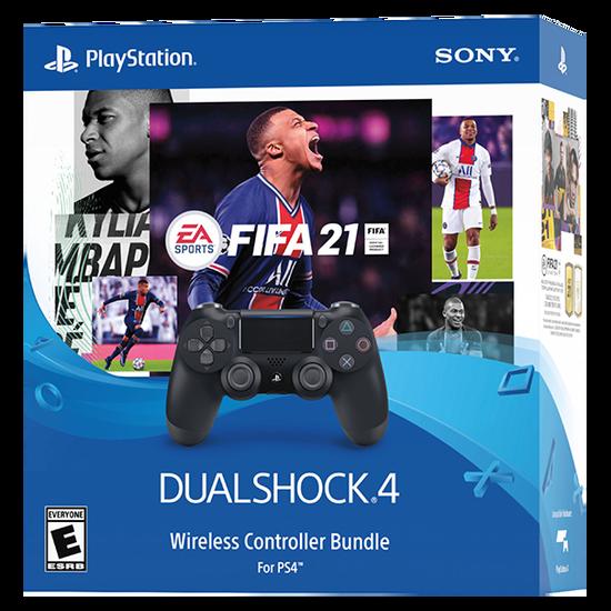 Sony Interactive Entertainment - EA Sports FIFA 21 DualShock 4 Controller BundleSony Interactive Entertainment - EA Sports FIFA 21 DualShock 4 Controller Bundle
