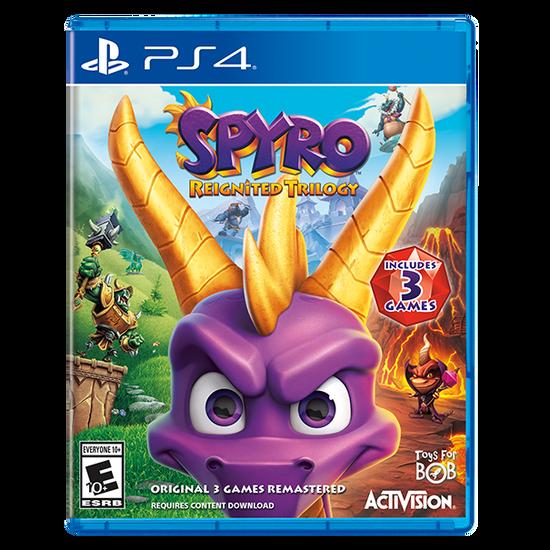 Spyro Reignited TrilogySpyro Reignited Trilogy
