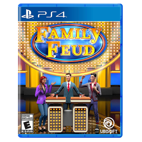 Family Feud for PlayStation 4