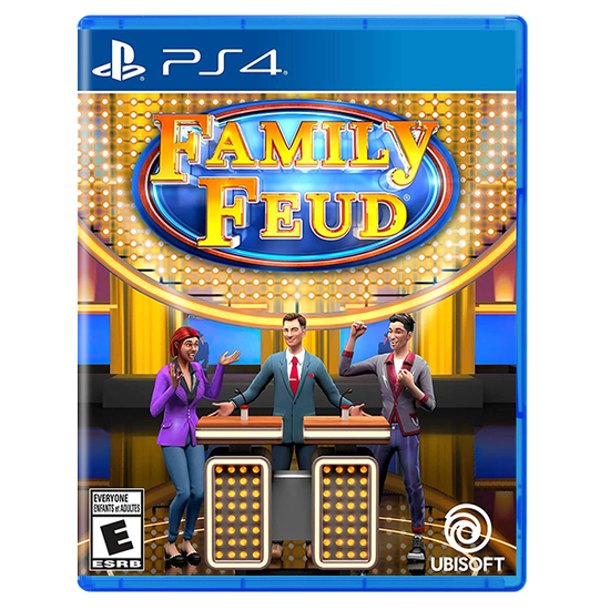 Family Feud for PlayStation 4Family Feud for PlayStation 4
