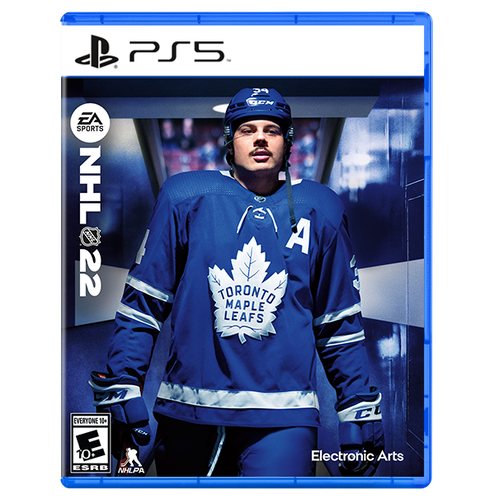 NHL 22 for PlayStation 5