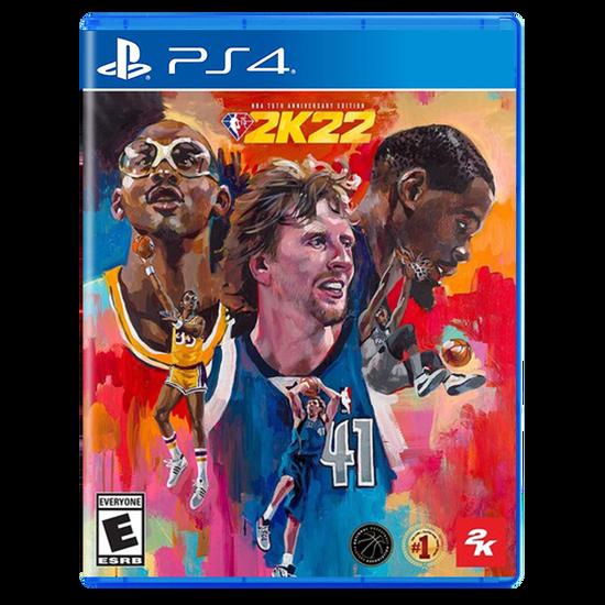 NBA 2K22 75th Anniversary for PlayStation 4NBA 2K22 75th Anniversary for PlayStation 4