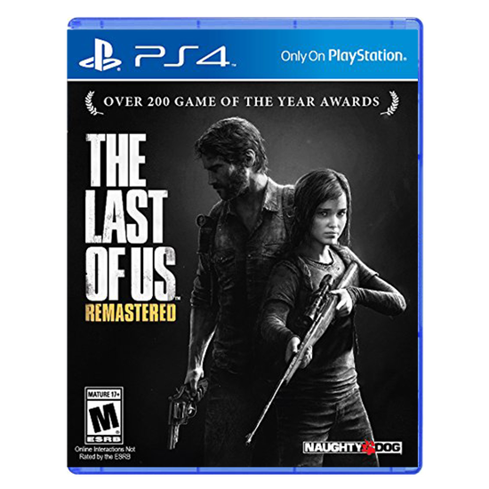 The Last of Us RemasteredThe Last of Us Remastered