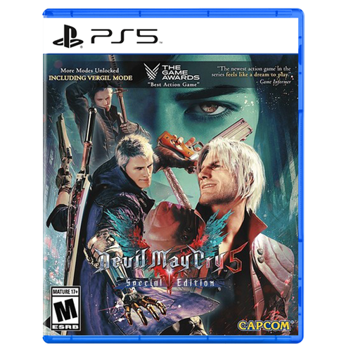 Devil May Cry 5 Special Edition for PlayStation 5